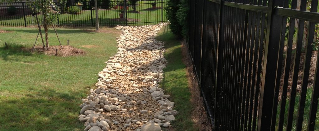 yard drainage tips